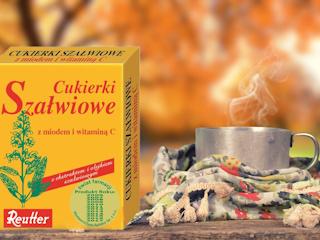 Szałwia – naturalny sprzymierzeniec w walce z infekcjami - Cukierki szałwione Reutter.