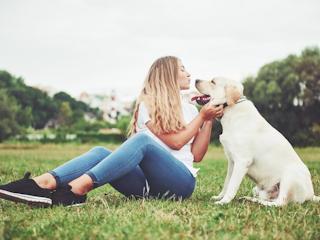 Wpływ zwierzaków domowych na zdrowie człowieka.