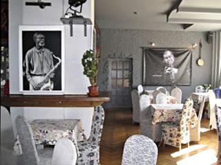 Domowe pierogi w restauracji Autograf przy wrocławskim Imparcie.