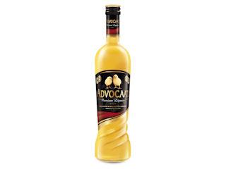 Nowa butelka Advocaat.