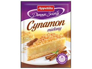 Cynamon mielony Appetita.