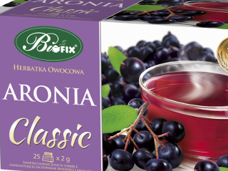 Herbatka owocowa BIFIX aronia.