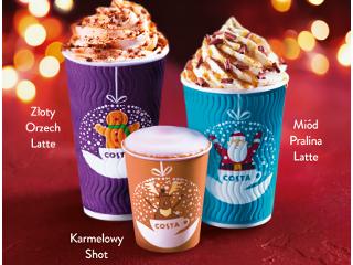 Magia świąt przy kawie