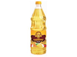 Zdrowy olej rzepakowy od Farmy.