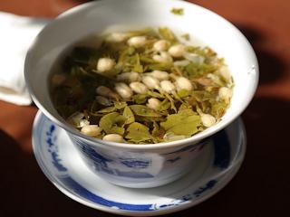 Herbaty ziołowe w menu