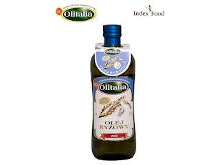 Olej ryżowy Olitalia
