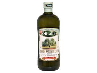 Oliwa z wytłoczyn oliwek