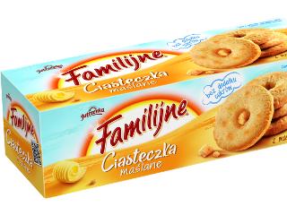 Tradycyjne ciasteczka dla całej rodziny