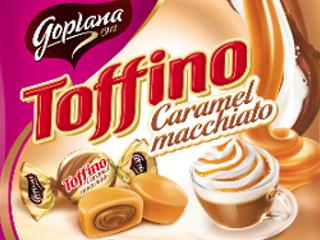 Mleczne cukierki toffi w nowych smakach