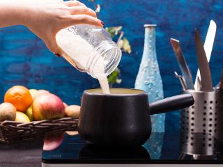 Uwzględnienie kaszy w diecie jest zdrowe.