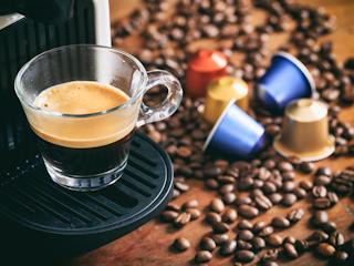 Zalety kawy w kapsułce.
