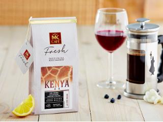 Smak i aromat świeżo palonej kawy