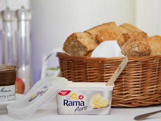 Nowa Rama Aero - jedyna puszysta margaryna na polskim rynku.