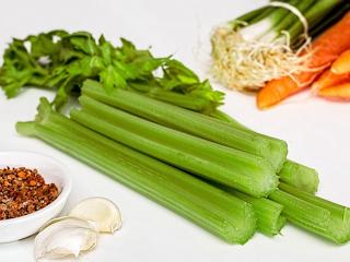 Seler naciowy - zielony przysmak