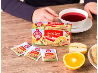Herbata, która z owocową mocą poruszy wszystkie zmysły