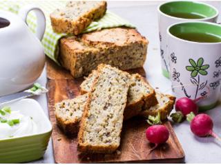 Chleb bezglutenowy wieloziarnisty